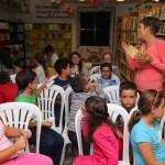 Magusto Literário – Biblioteca Municipal
