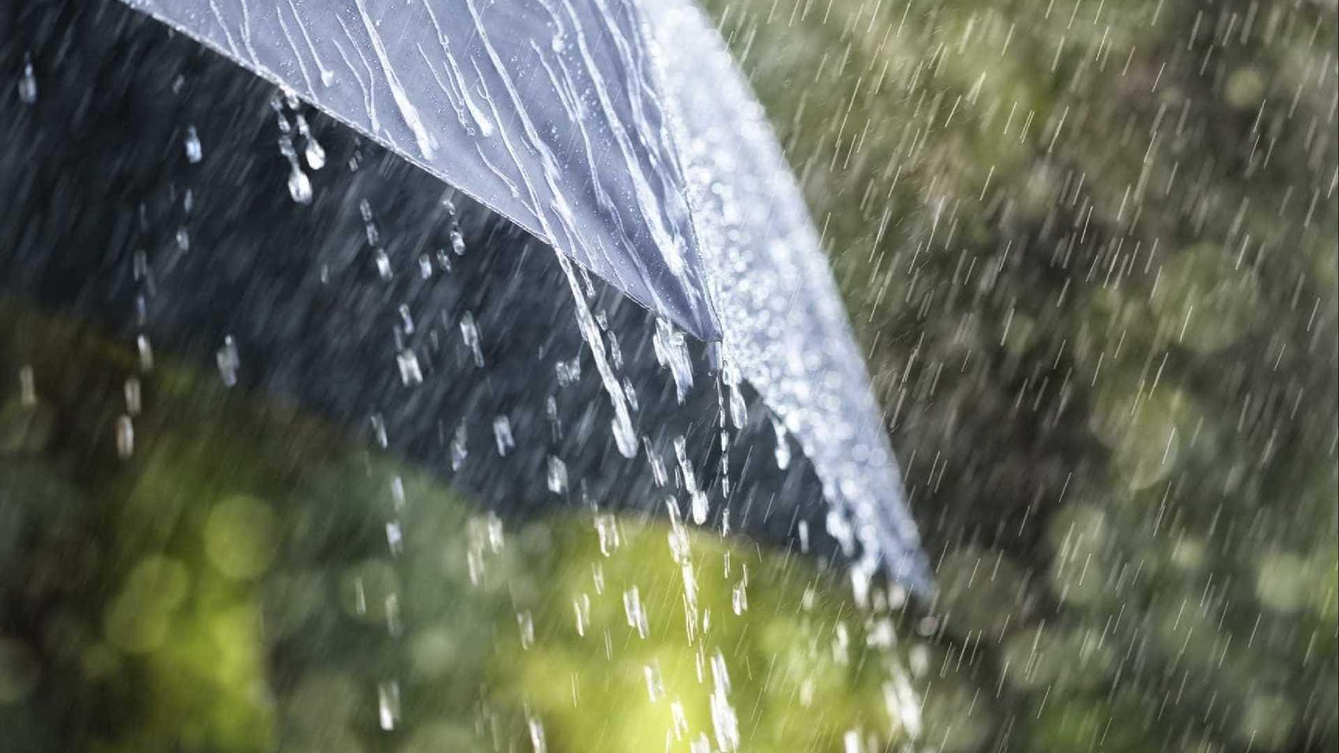 Condições Meteorológicas Adversas: Precipitação | Município